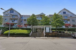 Photo 1: 208 20268 54 AVENUE in Langley: Langley City Condo for sale : MLS®# R2109826