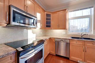 Photo 9: 6617 SANDIN Cove in Edmonton: Zone 14 House Half Duplex for sale : MLS®# E4216196