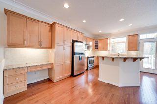 Photo 6: 6617 SANDIN Cove in Edmonton: Zone 14 House Half Duplex for sale : MLS®# E4216196