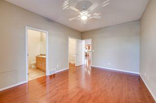 Photo 17: 6617 SANDIN Cove in Edmonton: Zone 14 House Half Duplex for sale : MLS®# E4216196