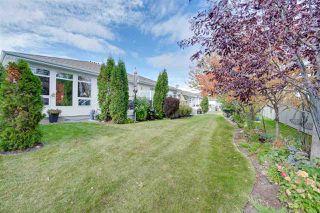 Photo 41: 6617 SANDIN Cove in Edmonton: Zone 14 House Half Duplex for sale : MLS®# E4216196