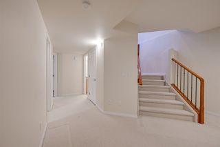 Photo 28: 6617 SANDIN Cove in Edmonton: Zone 14 House Half Duplex for sale : MLS®# E4216196