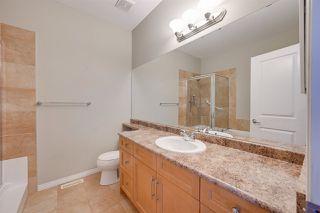 Photo 19: 6617 SANDIN Cove in Edmonton: Zone 14 House Half Duplex for sale : MLS®# E4216196