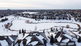 Photo 44: 6617 SANDIN Cove in Edmonton: Zone 14 House Half Duplex for sale : MLS®# E4216196