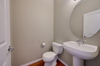 Photo 21: 6617 SANDIN Cove in Edmonton: Zone 14 House Half Duplex for sale : MLS®# E4216196