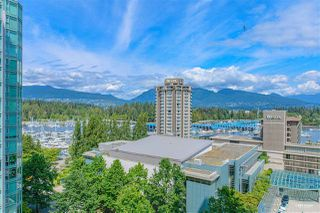 Photo 19: 1204 1616 BAYSHORE DRIVE in Vancouver: Coal Harbour Condo for sale (Vancouver West)
