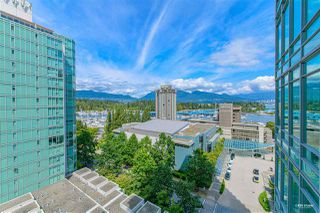 Photo 21: 1204 1616 BAYSHORE DRIVE in Vancouver: Coal Harbour Condo for sale (Vancouver West)