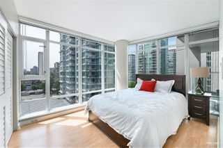 Photo 25: 1204 1616 BAYSHORE DRIVE in Vancouver: Coal Harbour Condo for sale (Vancouver West)