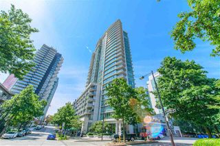 Photo 1: 1204 1616 BAYSHORE DRIVE in Vancouver: Coal Harbour Condo for sale (Vancouver West)