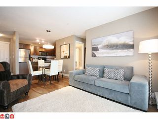 "Photo 2: 301 19320 65TH Avenue in Surrey: Clayton Condo for sale in ""Esprit"" (Cloverdale)  : MLS®# F1123058"