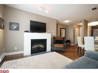 "Photo 3: 301 19320 65TH Avenue in Surrey: Clayton Condo for sale in ""Esprit"" (Cloverdale)  : MLS®# F1123058"