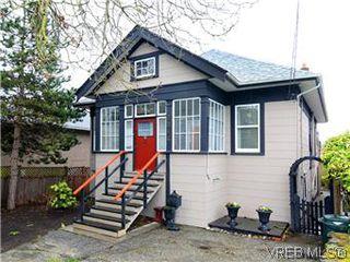 Photo 1: 2546 Shelbourne Street in VICTORIA: Vi Fernwood Residential for sale (Victoria)  : MLS®# 305804