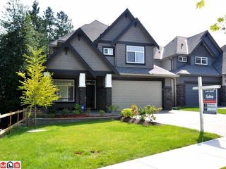 Photo 1:  in Cloverdale: Cloverdale BC House for sale : MLS®# F1200715