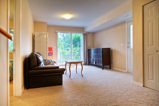 Photo 11: 16 1108 Riverside Close in Port Coquitlam: Riverwood Townhouse for sale : MLS®# v981541