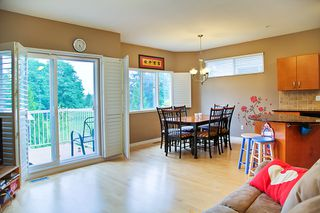 Photo 4: 16 1108 Riverside Close in Port Coquitlam: Riverwood Townhouse for sale : MLS®# v981541