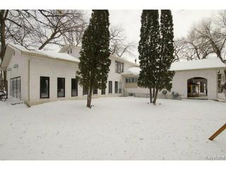 Photo 19: 103 Shier Drive in WINNIPEG: Charleswood Residential for sale (South Winnipeg)  : MLS®# 1326228