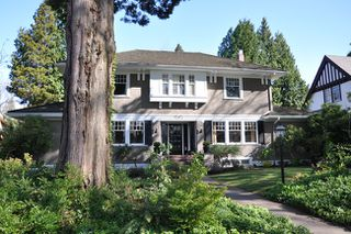 Photo 1: 1557 Nanton Avenue in Vancouver: Shaughnessy Home for sale ()  : MLS®# v821320