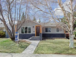 Main Photo: 303 40 Street SW in CALGARY: Wildwood Residential Detached Single Family for sale (Calgary)  : MLS®# C3606804