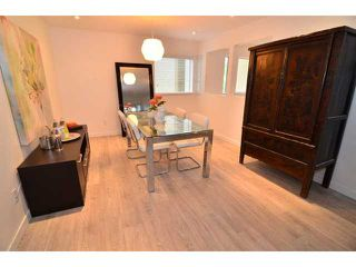 """Photo 4: 101 1860 W 6TH Avenue in Vancouver: Kitsilano Townhouse for sale in """"Heritage on Cypress"""" (Vancouver West)  : MLS®# V1058606"""