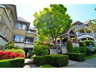 """Photo 13: 101 1860 W 6TH Avenue in Vancouver: Kitsilano Townhouse for sale in """"Heritage on Cypress"""" (Vancouver West)  : MLS®# V1058606"""