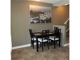Photo 10: 2 133 COPPERPOND Heights SE in : Copperfield Townhouse for sale (Calgary)  : MLS®# C3622800