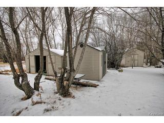 Photo 19: 15 Willow Drive in ILEDESCH: Glenlea / Ste. Agathe / St. Adolphe / Grande Pointe / Ile des Chenes / Vermette / Niverville Residential for sale (Winnipeg area)  : MLS®# 1429724