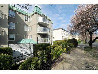 Photo 1: 404 2520 Wark Street in VICTORIA: Vi Hillside Condo Apartment for sale (Victoria)  : MLS®# 346976