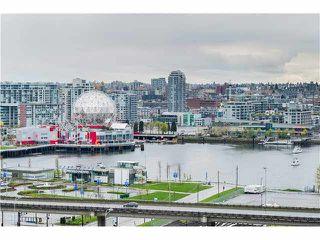 "Photo 2: 1802 689 ABBOTT Street in Vancouver: Downtown VW Condo for sale in ""ESPANA (Tower A)"" (Vancouver West)  : MLS®# V1115258"