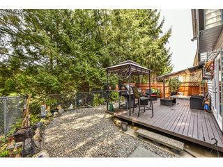 "Photo 18: 9037 155 Street in Surrey: Fleetwood Tynehead House for sale in ""BERKSHIRE PARK area"" : MLS®# F1438520"