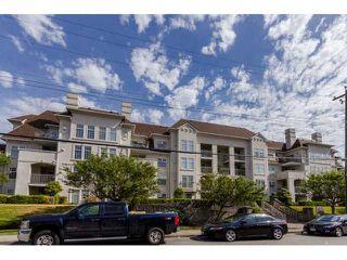 "Photo 1: 405 1655 GRANT Avenue in Port Coquitlam: Glenwood PQ Condo for sale in ""THE BENTON"" : MLS®# V1130835"
