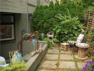 Photo 14: 102 1476 W 10TH Avenue in Vancouver: Fairview VW Condo for sale (Vancouver West)  : MLS®# V1132798