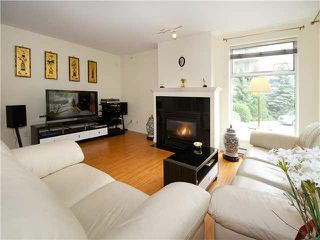 "Photo 2: 3 7080 ST. ALBANS Road in Richmond: Brighouse South Townhouse for sale in ""MONACO AT THE PALMS"" : MLS®# V1133907"