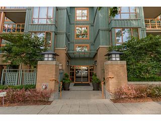 "Photo 1: 308 285 NEWPORT Drive in Port Moody: North Shore Pt Moody Condo for sale in ""THE BELCARRA @ NEWPORT VILLAGE"" : MLS®# V1134307"