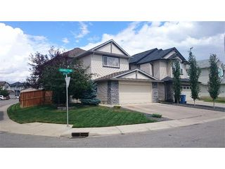 Main Photo: 6 CRANWELL Link SE in Calgary: Cranston House for sale : MLS®# C4021574