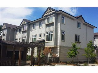 "Photo 1: 30 8418 163 Street in Surrey: Fleetwood Tynehead Townhouse for sale in ""MAPLE ON 84"" : MLS®# F1447562"