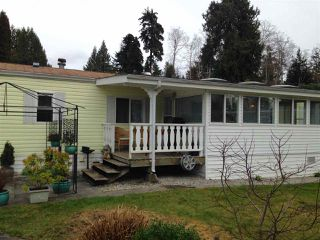 Main Photo: 14 4496 SUNSHINE COAST Highway in Sechelt: Sechelt District Manufactured Home for sale (Sunshine Coast)  : MLS®# R2032496