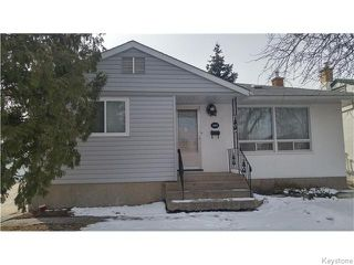 Photo 1: 512 Melbourne Avenue in Winnipeg: East Kildonan Residential for sale (North East Winnipeg)  : MLS®# 1606328