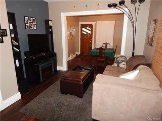 Photo 2: 815 Boyd Avenue in Winnipeg: North End Residential for sale (North West Winnipeg)  : MLS®# 1609014