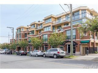 Photo 2: 314 225 Menzies St in VICTORIA: Vi James Bay Condo for sale (Victoria)  : MLS®# 731043