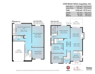Photo 20: 1218 NESTOR Street in Coquitlam: New Horizons House for sale : MLS®# R2086986