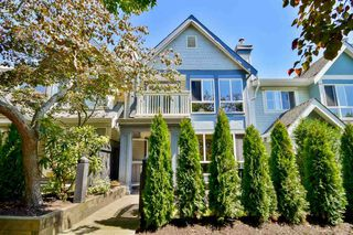 """Photo 1: 7416 MAGNOLIA Terrace in Burnaby: Highgate Townhouse for sale in """"Camarillo"""" (Burnaby South)  : MLS®# R2095565"""