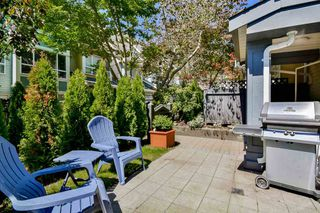 """Photo 10: 7416 MAGNOLIA Terrace in Burnaby: Highgate Townhouse for sale in """"Camarillo"""" (Burnaby South)  : MLS®# R2095565"""