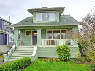 Photo 1: 1340 George Street in VICTORIA: Vi Fairfield West Single Family Detached for sale (Victoria)  : MLS®# 372342