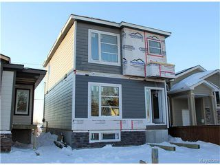 Photo 1: 504 Ferry Road in Winnipeg: St James Residential for sale (5E)  : MLS®# 1700388