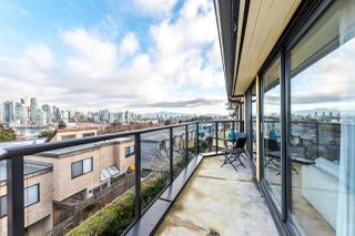 "Photo 17: 202 1275 W 7TH Avenue in Vancouver: Fairview VW Condo for sale in ""MARIPOSA"" (Vancouver West)  : MLS®# R2130193"