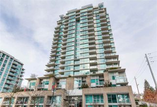 "Photo 1: 1802 188 E ESPLANADE Street in North Vancouver: Lower Lonsdale Condo for sale in ""THE ESPLANADE"" : MLS®# R2141374"