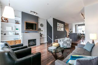 "Photo 1: 770 ORWELL Street in North Vancouver: Lynnmour Townhouse for sale in ""Wedgewood"" : MLS®# R2143850"