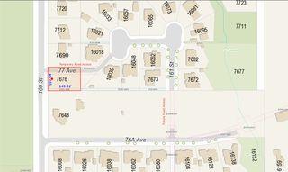 Photo 1: 7676 160 Street in Surrey: Fleetwood Tynehead Land for sale : MLS®# R2143443