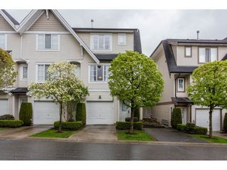 "Photo 1: 48 20540 66 Avenue in Langley: Willoughby Heights Townhouse for sale in ""AMBERLEIGH II"" : MLS®# R2160963"