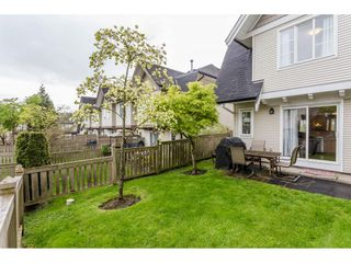 "Photo 18: 48 20540 66 Avenue in Langley: Willoughby Heights Townhouse for sale in ""AMBERLEIGH II"" : MLS®# R2160963"